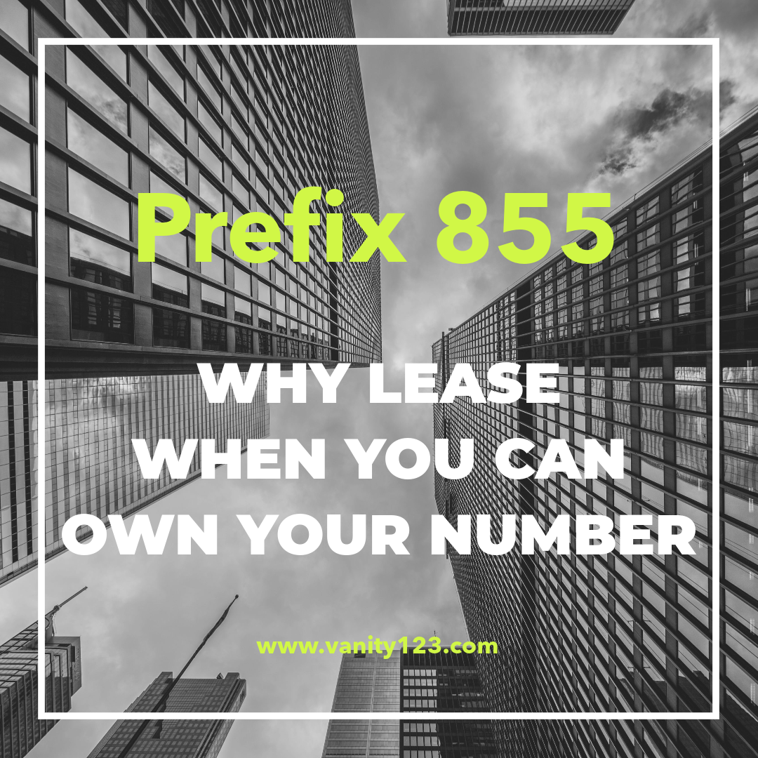 1855 Phone Numbers